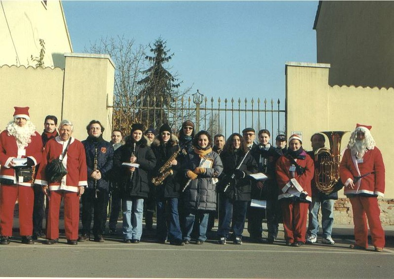 Jingle band for Magri arreda gioia
